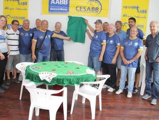 AABB realiza inaugurações na Sede de Coqueiros