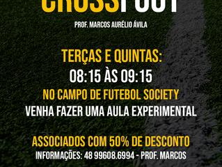 Venha conhecer e praticar Crossfoot na AABB