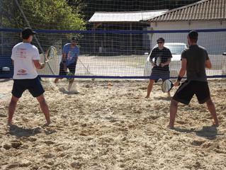 Sede Balneária de Canasvieiras recebe o Circuito de Verão de Beach Tennis