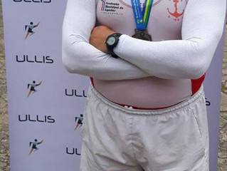 Associado do Clube vai disputar o Campeonato Brasileiro de Para-Remo