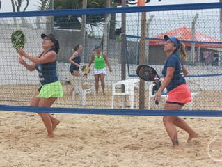 Sucesso total no Circuito de Verão de Beach Tennis