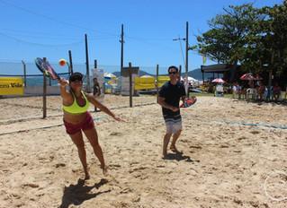 2ª Etapa do Circuito de Verão de Beach Tennis é sucesso total
