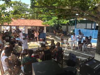 """""""Samba de Verão"""" agita a Sede Balneária de Canasvieiras"""