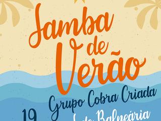 """AABB vai realizar o """"Samba de Verão"""" naSede Balneária de Canasvieiras"""