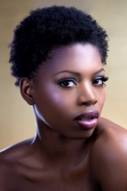 Natural Hair Styling