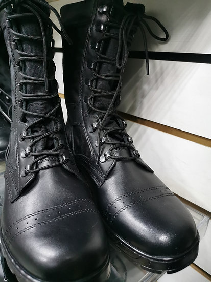 """Ботинки с высоким берцем """"Уставные"""""""