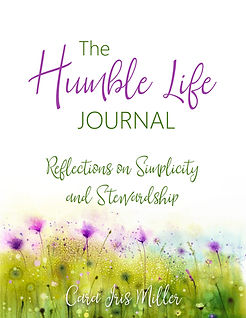 The Humble Life Journal cover  large sub