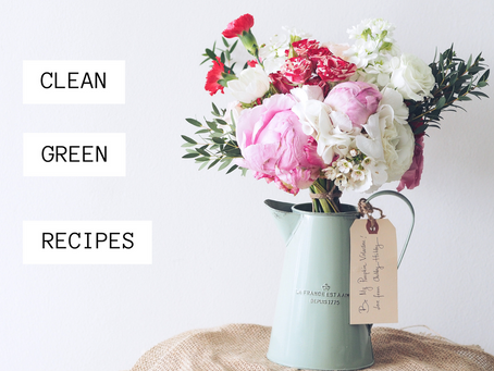 Nature-Inspired Spring Cleaning!