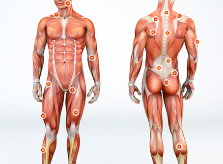 Radical Recovery ~ Restoring The Body After Physical Activity