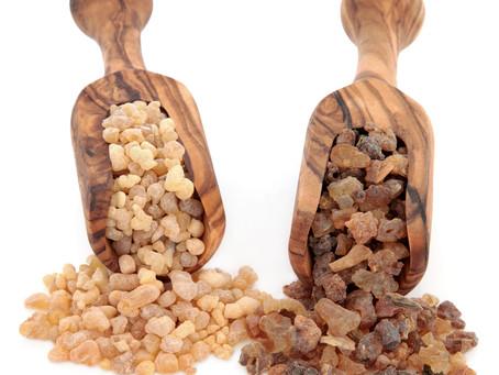 Frankincense & Myrrh~ Sacred Oils
