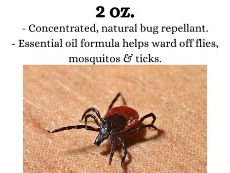 Ticks Be Gone! Lyme Disease FYI