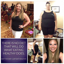 My #mondaymotivation goes to my amazing teammate Melissa Bracero! Her story is nothing short of insp