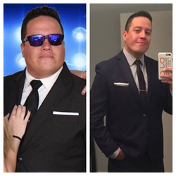 Facebook - transformation thursday at its finest... LOVE THIS ONE!   this is Chris's story in his ow