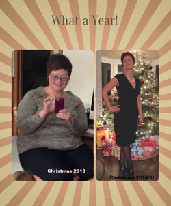 Facebook - Here's to transformation Tuesday!!!! Check out Julie!!!! Another success story in the boo