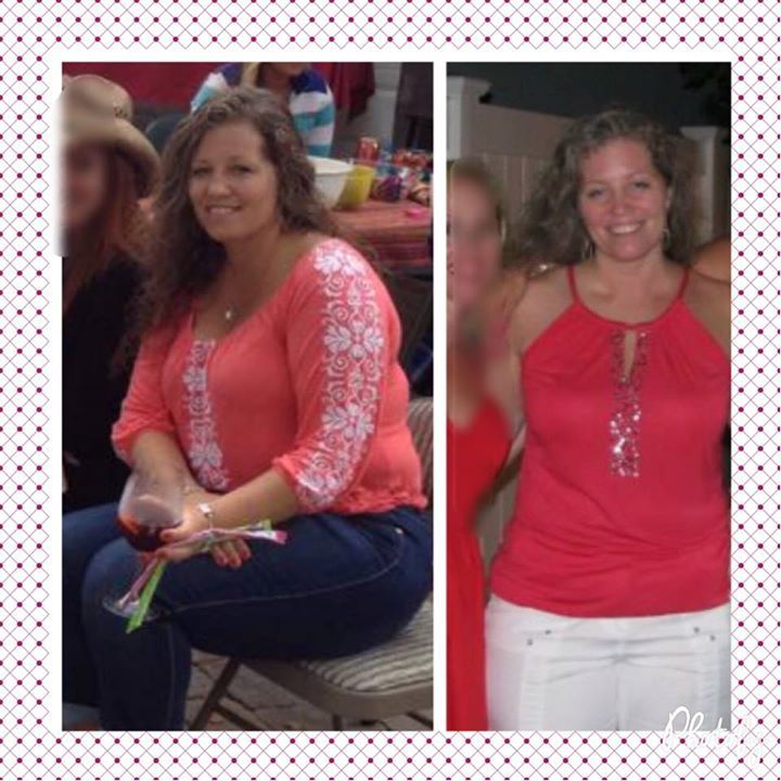 Transformation Thursday goes out to my friend Gianna! __I have had the pleasure of personally coachi