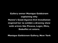 Good Against Evil - Monique Goldstrom