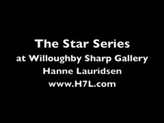 The Star Series.  Willoughby Sharp Gallery
