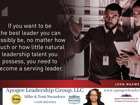 Serving Leader