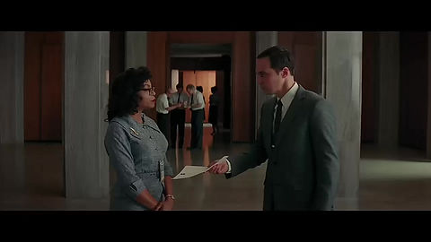 Hidden Figures - You Are the Boss