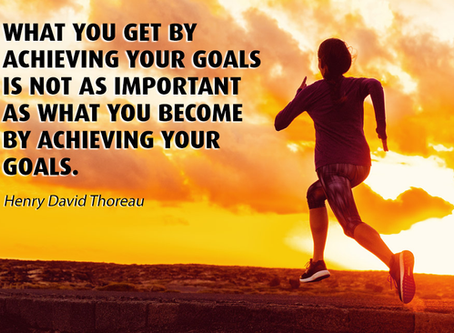 Getting from Here to There: Reaching Your Goals