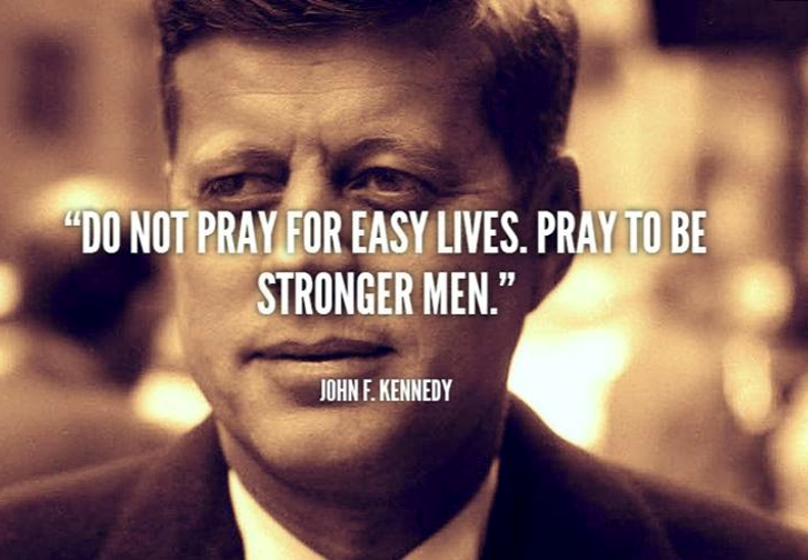 John F. Kennedy's Prayer