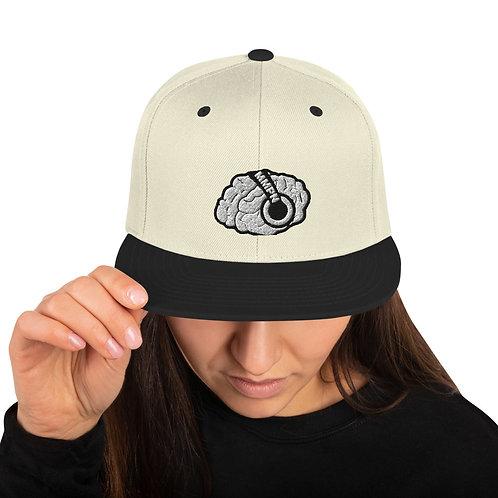 MMPN Brain Snapback Hat