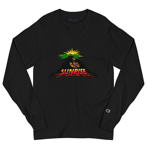 Men's Champion Sunrise Long Sleeve Shirt