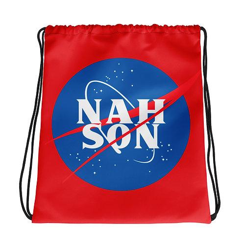 Nah Son Drawstring bag