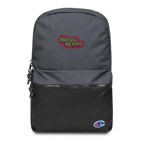 Mogul Minds Fresh Prince Embroidered Champion Backpack