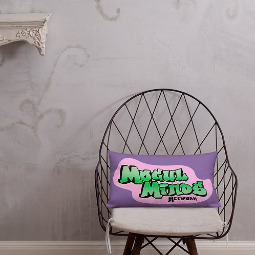Mogul Minds Fresh Prince Premium Pillow