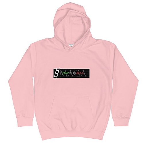 MAGA (Mexicans Aren't Going Anywhere) Kids Hoodie