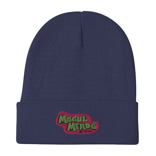 Mogul Minds Fresh Prince Embroidered Beanie