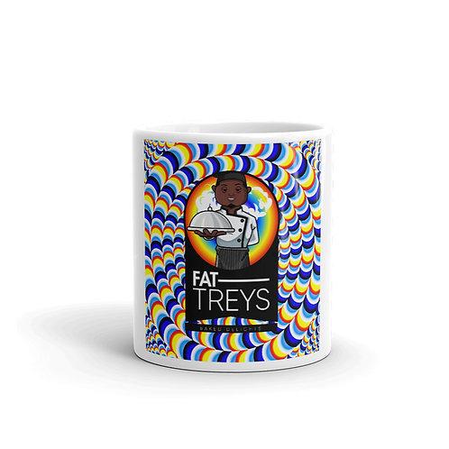 Fat Treys Mug
