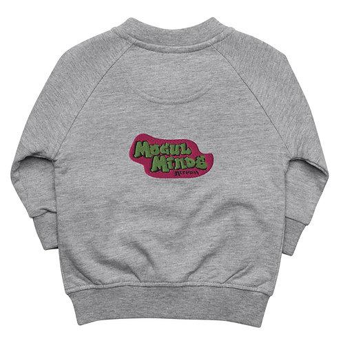 Mogul Minds Baby Organic Bomber Jacket