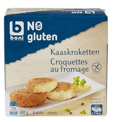 BONI NO GLUTEN croquette fromage 480g