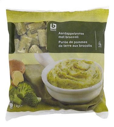 BONI purée p.d.t. brocolis 1kg