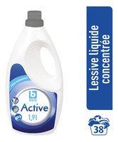 BONI lessive liquide active 38ds 1L9