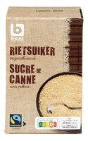 BONI Fairtrade sucre de canne 500g