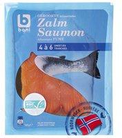 BONI saumon fumé Norvège tranches 140g
