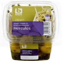 BONI olives dénoyautées Hercules 270g