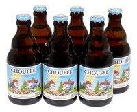 CHOUFFE Soleil bière 6,0%vol 6x33cl