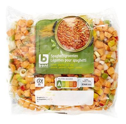 BONI légumes spaghetti 400g
