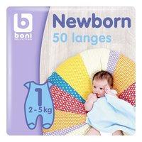 BONI couche newborn 1 50pc
