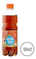 BONI SELECTION iced tea Peach n.pét 0,5L