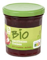 BONI BIO confiture fraises 61% 360g