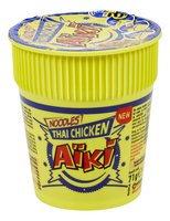 AIKI cup noodles thai chicken 71g