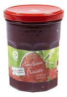 BONI SELECTION conf. fraises 61% 450g