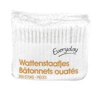 Everyday bâtonnets coton 200 pièces