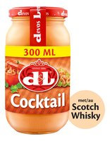 DEVOS LEMMENS sauce cocktail 300ml