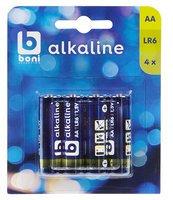 BONI SELECTION Alkaline AAA LR03 4 pcs